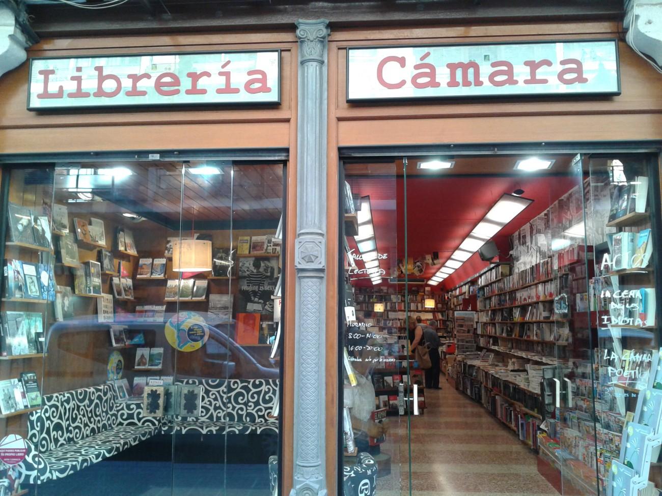 Llibreries del m n librer a c mara chord comunicaci for Libreria nautica bilbao